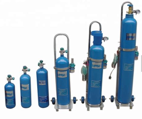 HG-IG Oxygen Steel Gas Cylinder
