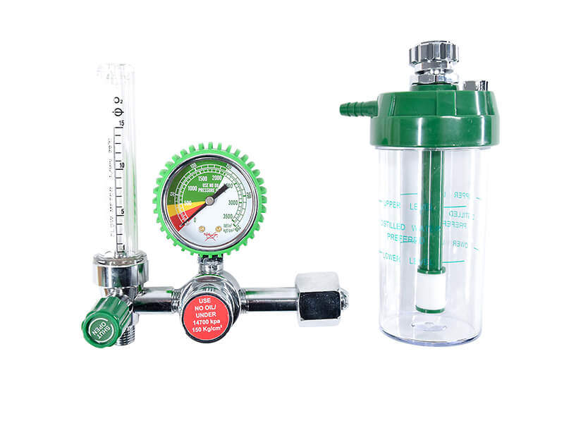 Flowmeter Regulators