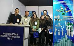 <span>Customer visits and exhibition photos</span>